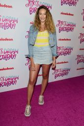 Ava Cota – JoJo Siwa's Sweet 16 Birthday Celebration in Hollywood