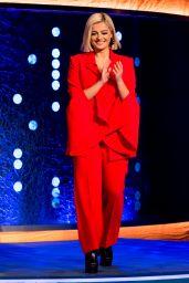 Bebe Rexha - The Jonathan Ross Show in London, April 2019