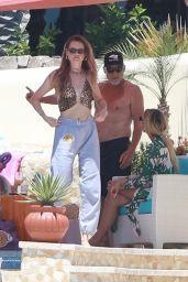 Behati Prinsloo in Bikini - Mexico 03/29/2019