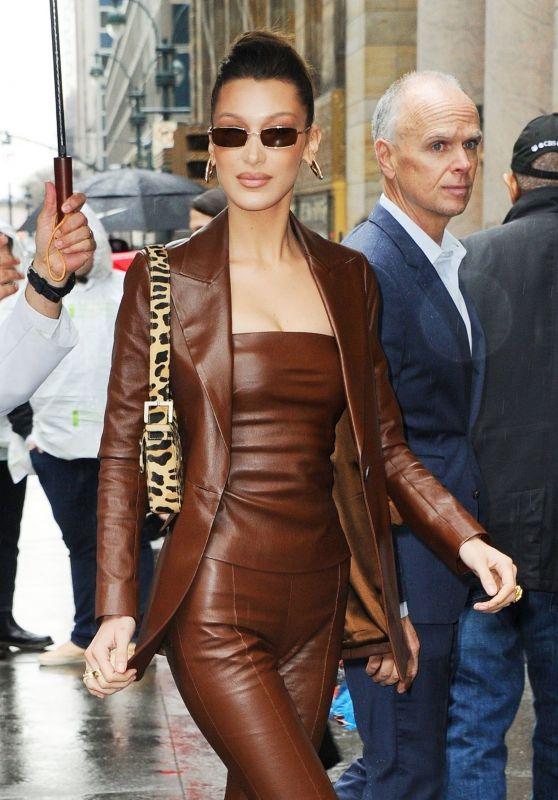 Bella Hadid - Outside 2019 Variety
