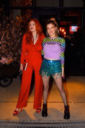 Bella Thorn and Dani Thorne - Out in NYC 04/09/2019