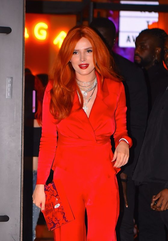 Bella Thorne Night Out Style 04/09/2019