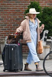 Beth Behrs - Leaving the Bowery Hotel in NYC 04/21/2019