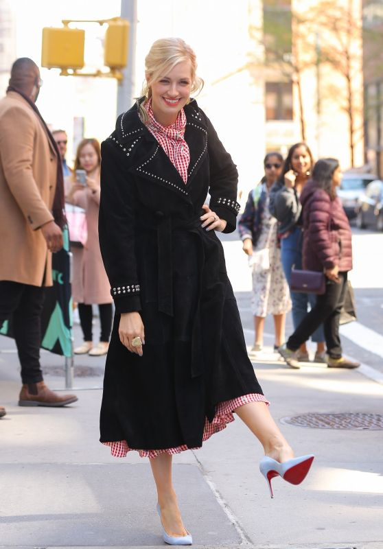 Beth Behrs - Out in NYC 04/17/2019