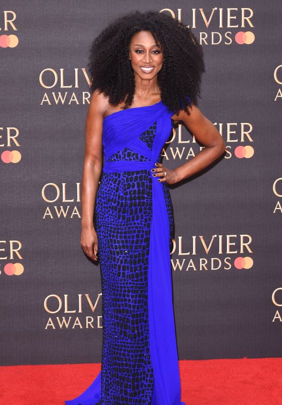 Beverley Knight – 2019 Laurence Olivier Awards
