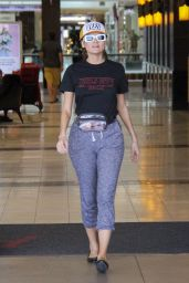 Blanca Blanco in Casual Attire 04/23/2019