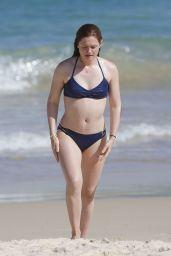 Bonnie Wright in a Bikini - Bondie Beach in Sydney, April 2019