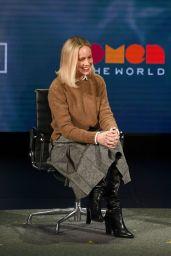 Brie Larson - 2019 Women In The World Summit in New York