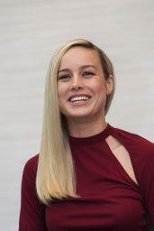 "Brie Larson – ""Avengers: Endgame"" Press Conference in LA"