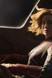 "Brie Larson - ""Captain Marvel"" Photos (+9)"