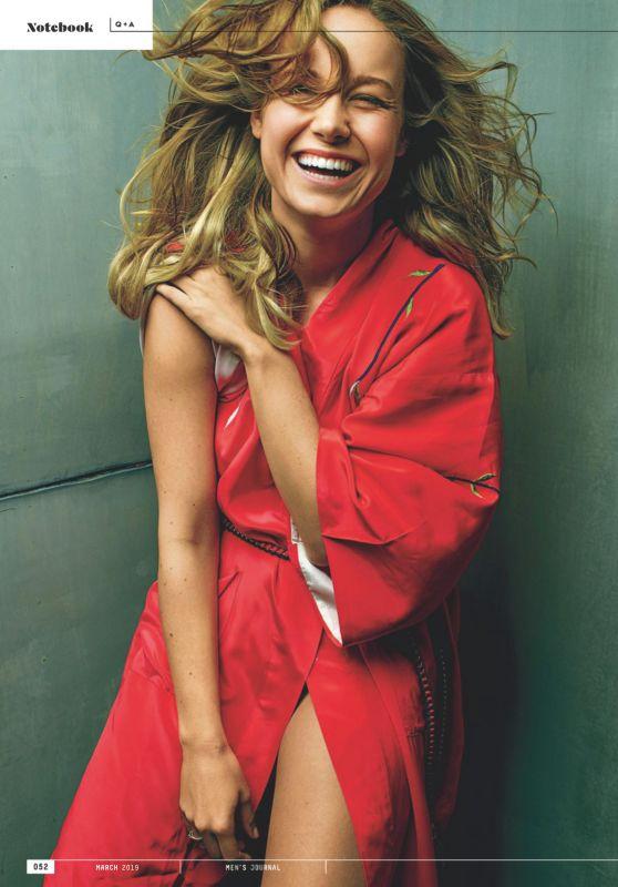 Brie Larson - Men