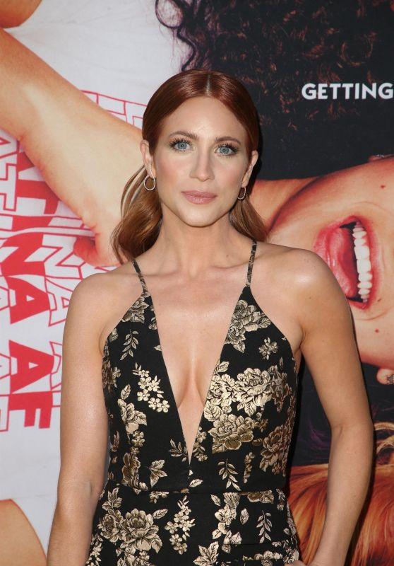 "Brittany Snow - ""Someone Great"" Premiere in LA"