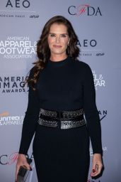 Brooke Shields - 2019 AAFA American Image Awards in New York