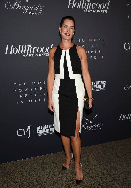 Brooke Shields - The Hollywood Reporter