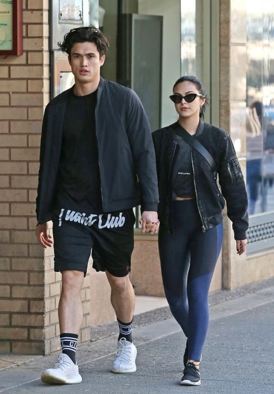 Camila Mendes - Out in Vancouver 04/09/2019
