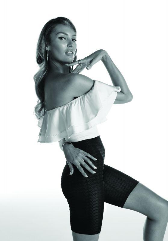 Candice Swanepoel - Photoshoot for V Mag V118
