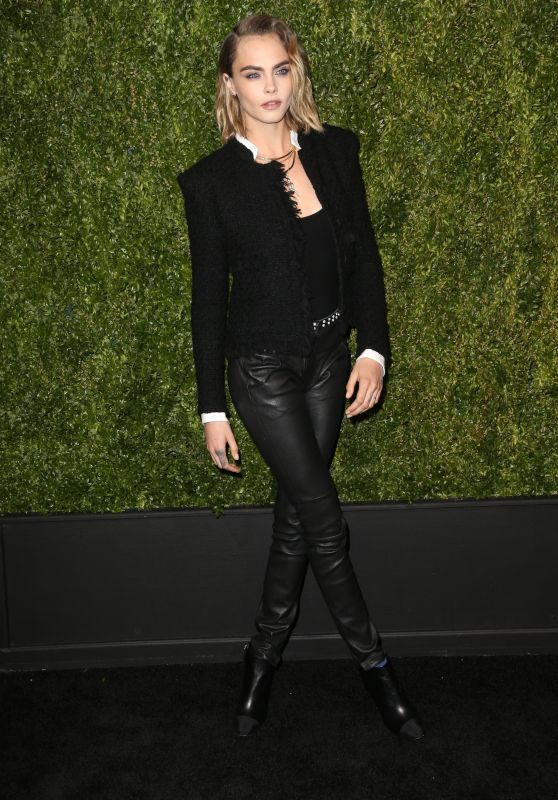 Cara Delevingne - 14th Annual Tribeca Film Festival Artists Dinner