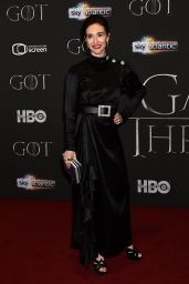 "Carice van Houten – ""Game of Thrones"" Season 8 Premiere in Belfast"