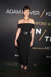 """Carla Gugino – """"Burn This"""" Broadway Play Opening Night"""