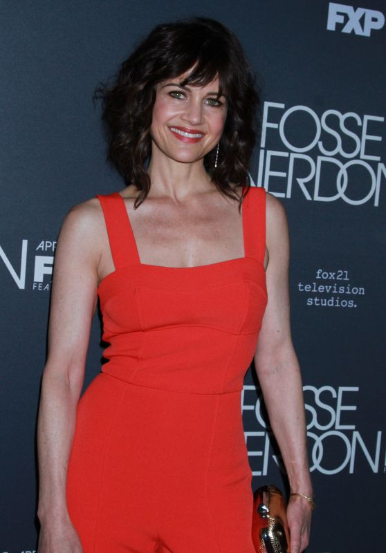 "Carla Gugino – ""Fosse/Verdon"" TV Show Premiere in NYC"