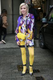 Carly Rae Jepsen - Leaving BBC Radio Studios in London 04/25/2019