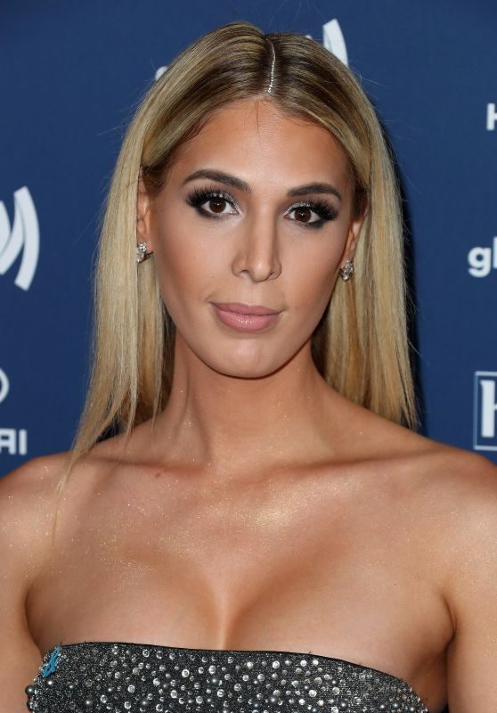 Carmen Carrera – 2019 GLAAD Media Awards in Beverly Hills