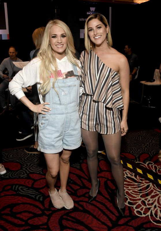Carrie Underwood - 2019 Academy Of Country Music Awards Cumulus/Westwood One Radio Remotes in Las Vegas