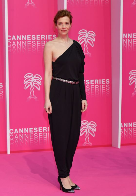 Celine-Sallette – 2019 Cannesseries in Cannes