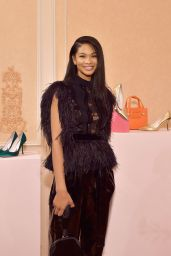 Chanel Iman – Hotel Vivier Los Angeles Cocktail Party 04/02/2019