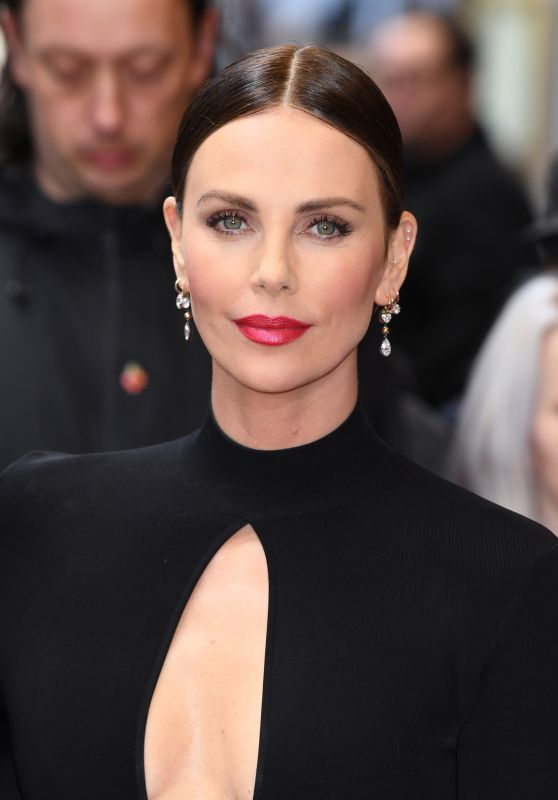 """Charlize Theron – """"Long Shot"""" Special Screening in London"""