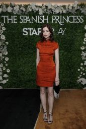 "Charlotte Hope - ""The Spanish Princess"" Screening in London"