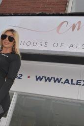 Chloe Ferry - CM House of Aesthetics Beauty Salon in Newcastle 04/25/2019