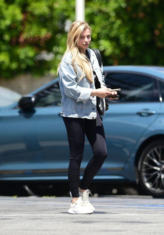 Chloe Grace Moretz - Out in LA 04/22/2019