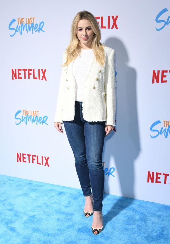 """Chloe Lukasiak – """"The Last Summer"""" Screening in LA"""
