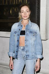 """Clara Paget - """"A Technicolour Odyssey"""" Launch Party in London 04/04/2019"""
