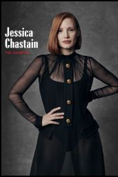 Constance Wu, Ava DuVernay and Jessica Chastain - Marie Claire April 2019