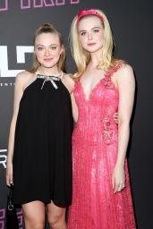 "Dakota Fanning and Elle Fanning – ""Teen Spirit"" Special Screening in Hollywood"