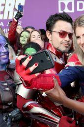 "Danai Gurira – ""Avengers: Endgame"" Premiere in LA"