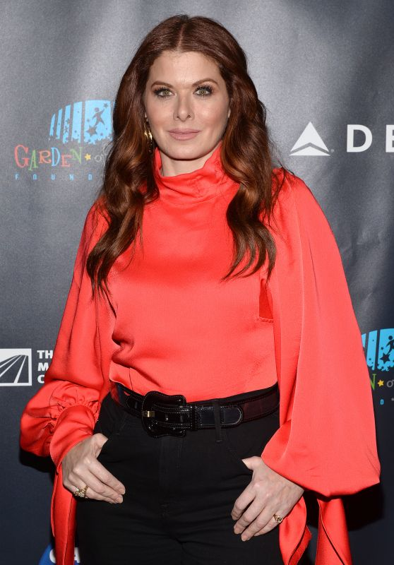 Debra Messing - 2019 Garden Of Laughs Comedy Benefit in NYC