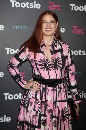 "Debra Messing - ""Tootsie"" Broadway Play Opening Night in NYC"