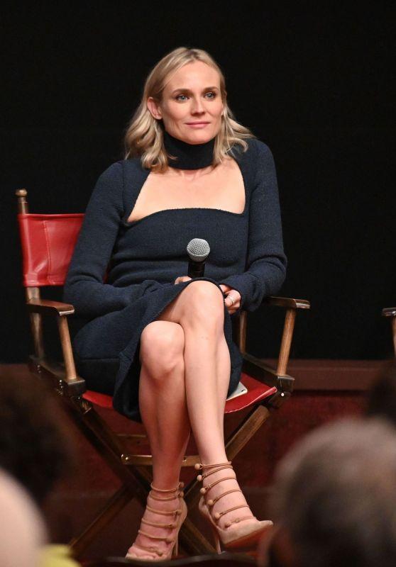 "Diane Kruger - ""JT LeRoy"" Screening in NYC"