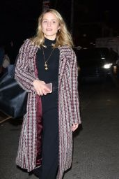 Dianna Agron - Leaves The Bowery Hotel in NY 04/02/2019