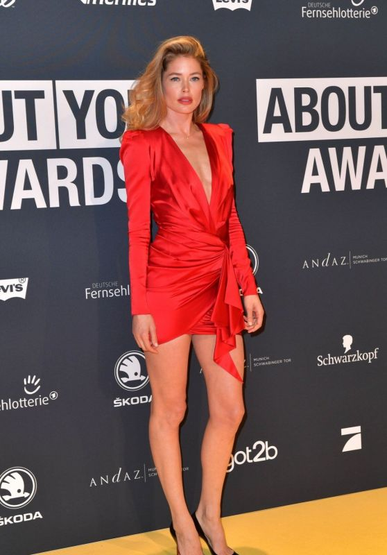 Doutzen Kroes – About You Awards 2019 in Munich