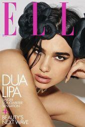 Dua Lipa - ELLE Magazine May 2019