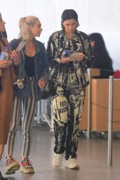 Dua Lipa - Heads to the Museum in New York 04/27/2019