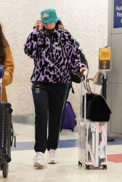 Dua Lipa - JFK Airport in NYC 04/26/2019
