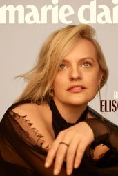 Elisabeth Moss - Marie Claire Magazine May 2019