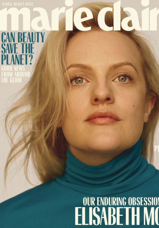 Elisabeth Moss - Marie Claire Magazine May 2019 Issue