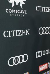 "Elizabeth Henstridge – ""Avengers: Endgame"" Premiere in LA"