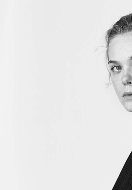 Elle Fanning - Brigette Lacombe 2019 Photoshoot